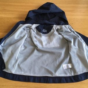 Nike Shirts & Tops - Used in great condition Nike zip up hoodie. Size 3